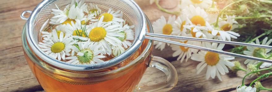 composer son thé